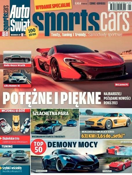 Auto Świat SportsCars -                     1/2013