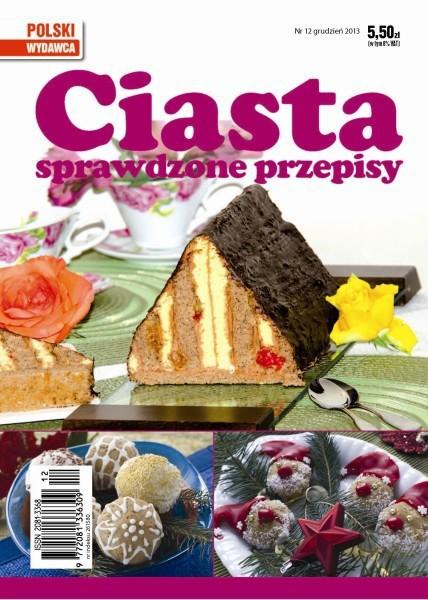 Ciasta sprawdzone przepisy -                     12/2013