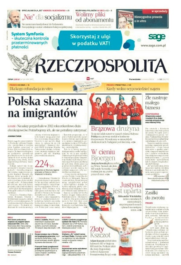 Rzeczpospolita -                     2013-03-04