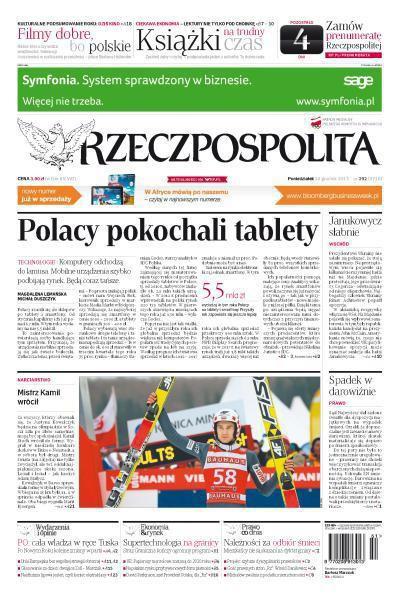 Rzeczpospolita -                     2013-12-16