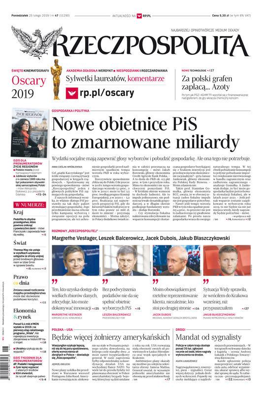 Rzeczpospolita -                     2019-02-25