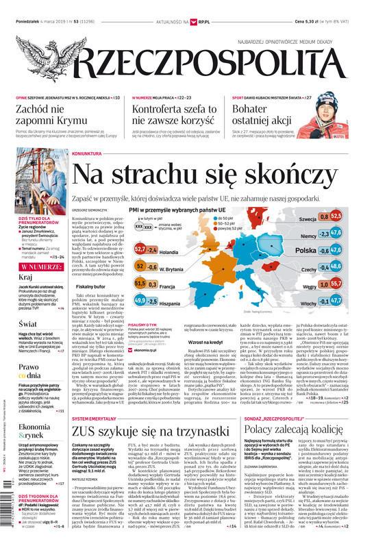 Rzeczpospolita -                     2019-03-04