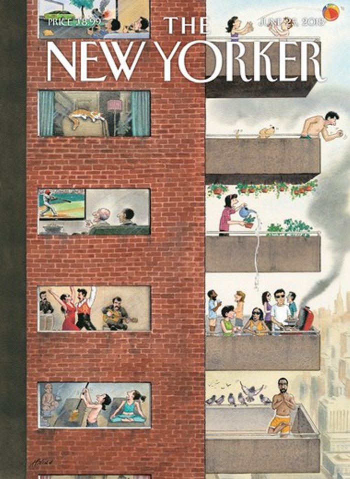 The New Yorker -                     2018-06-23