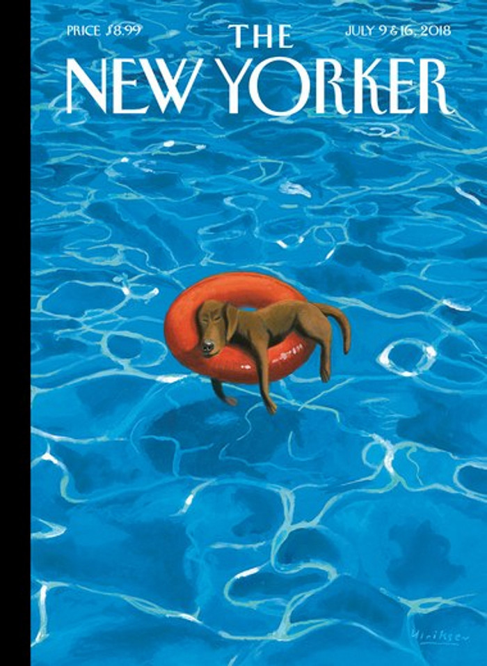 The New Yorker -                     2018-07-07