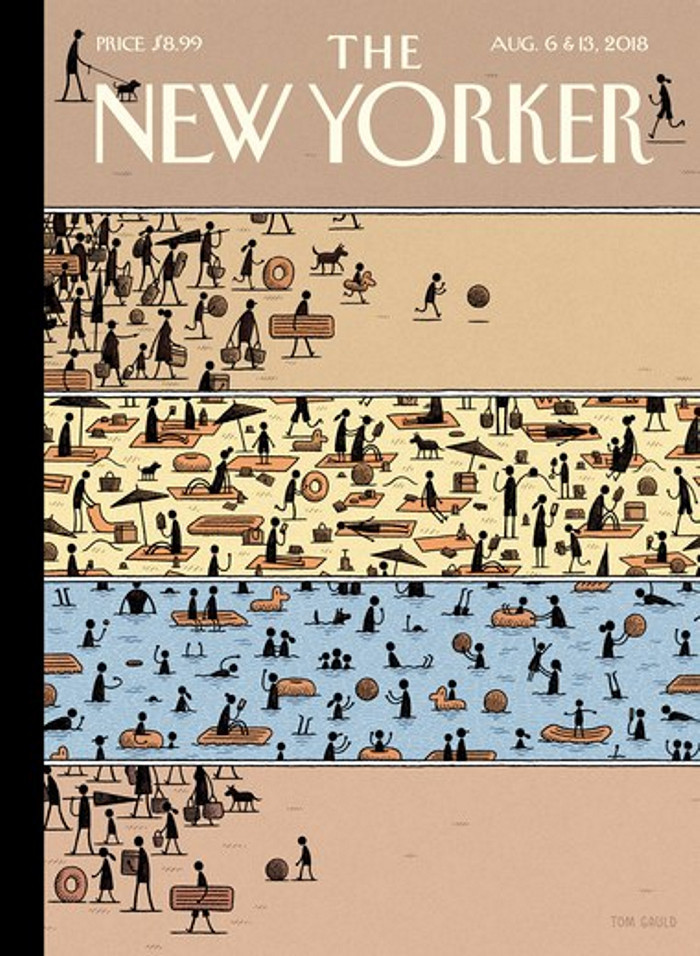 The New Yorker -                     2018-08-03