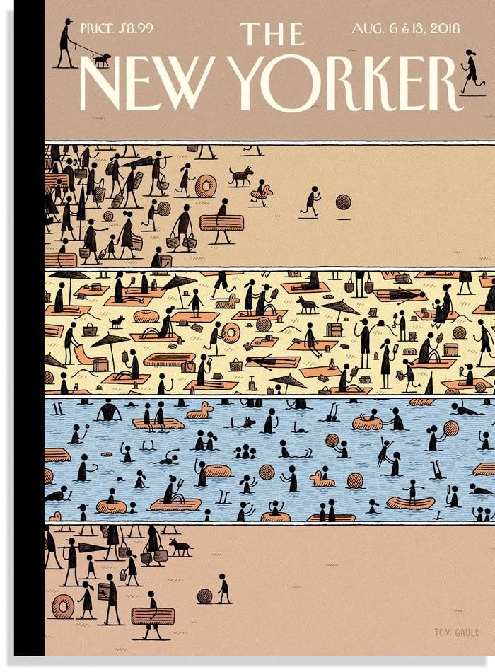 The New Yorker -                     2018-08-11