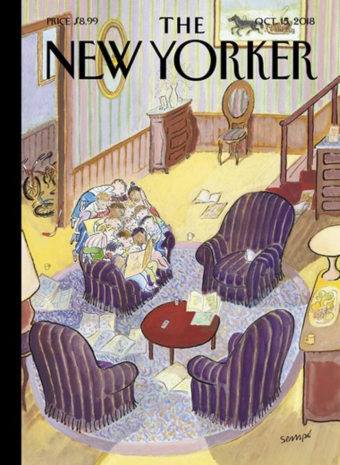 The New Yorker -                     2018-10-11