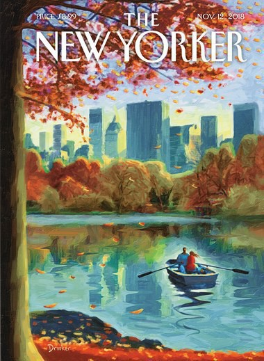 The New Yorker -                     2018-11-10