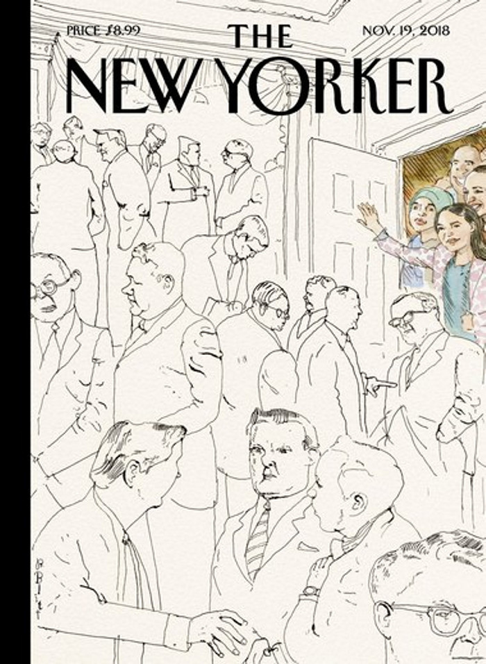 The New Yorker -                     2018-11-16