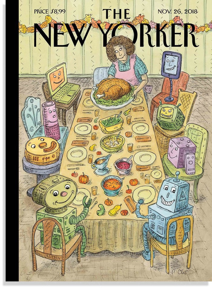 The New Yorker -                     2018-11-23