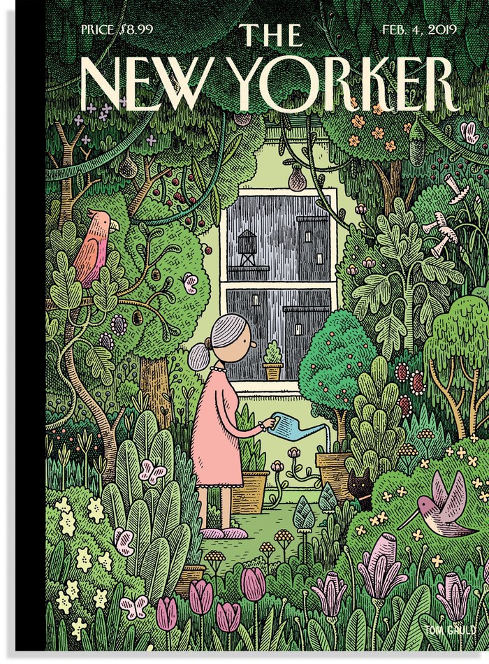 The New Yorker -                     2019-02-04