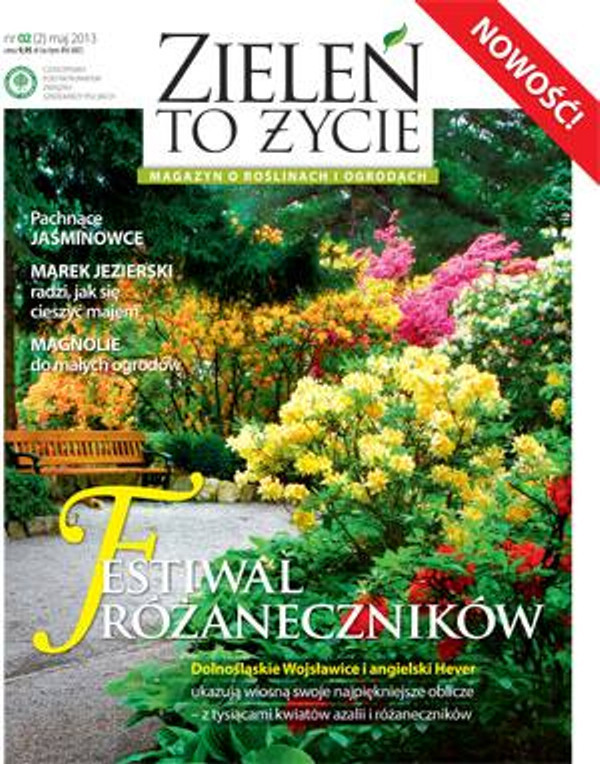 Zieleń to Życie -                     2/2013 - maj