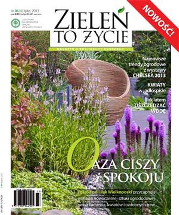 Zieleń to Życie -                     4/2013 - lipiec