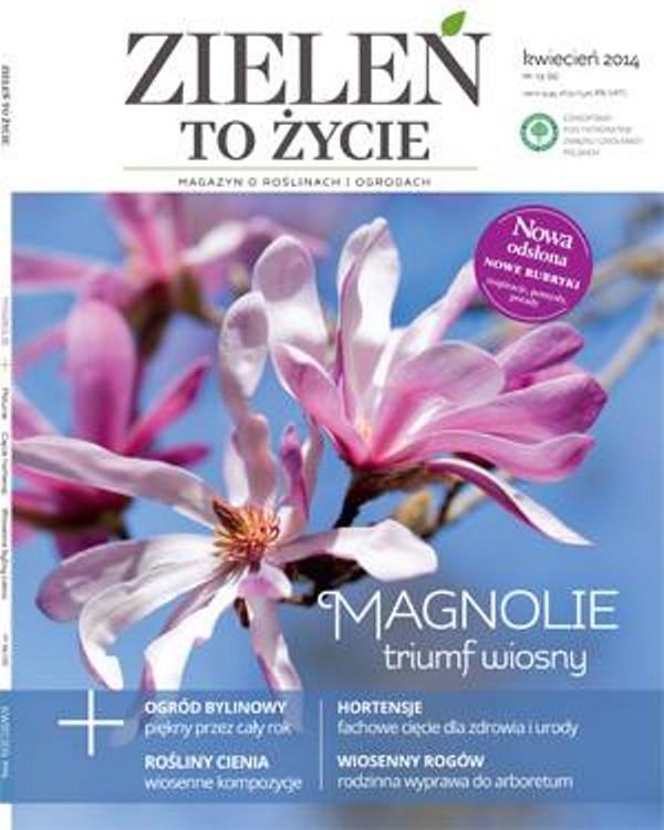 Zieleń to Życie -                     3/2014