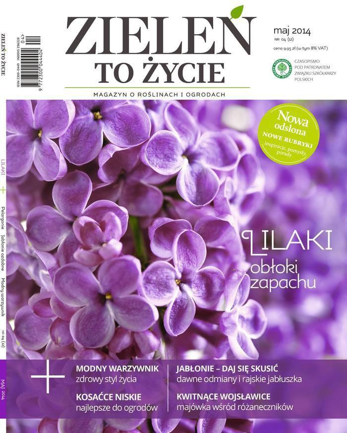 Zieleń to Życie -                     4/2014