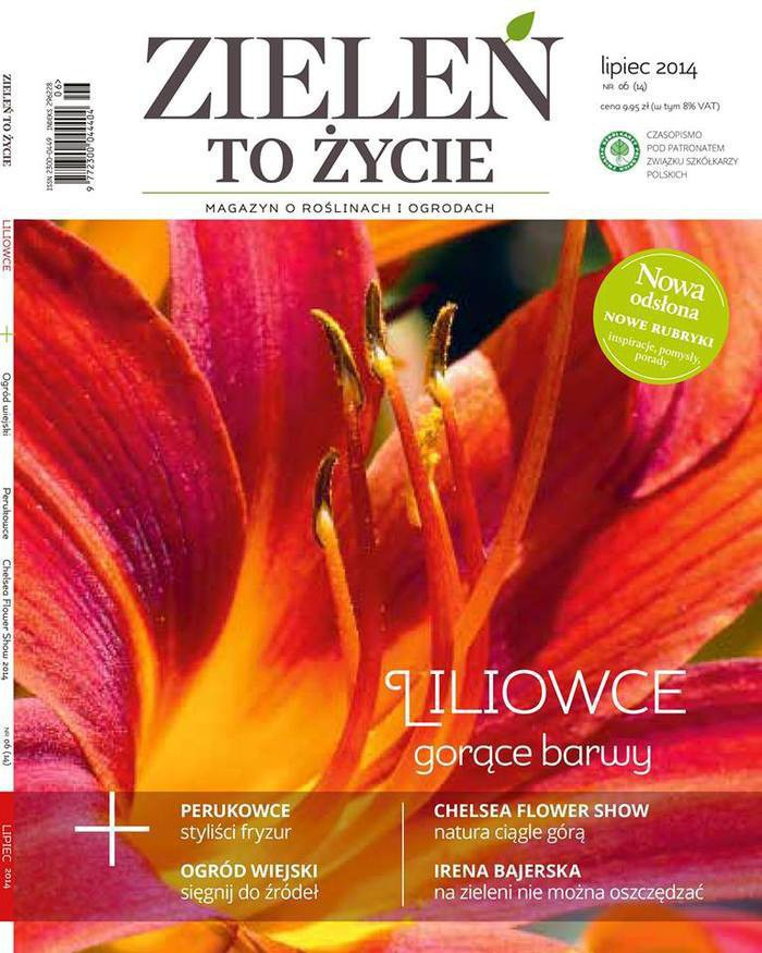 Zieleń to Życie -                     7/2014