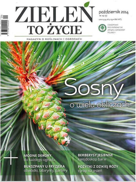 Zieleń to Życie -                     10/2014