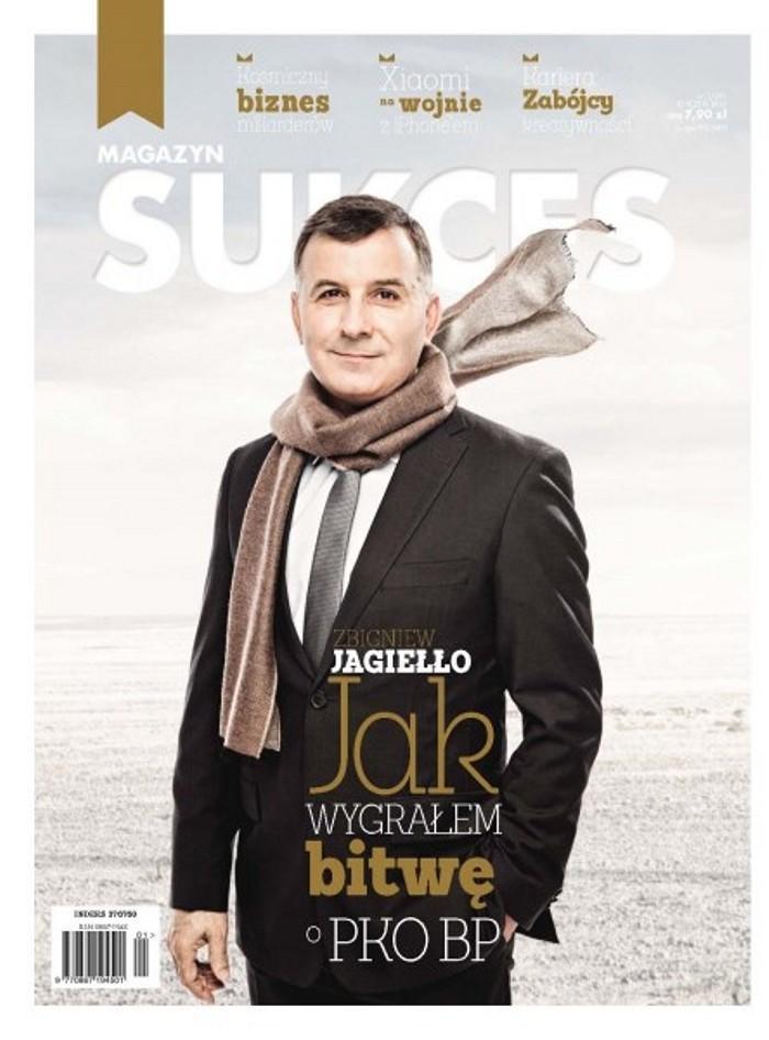 Sukces -                     1/2015