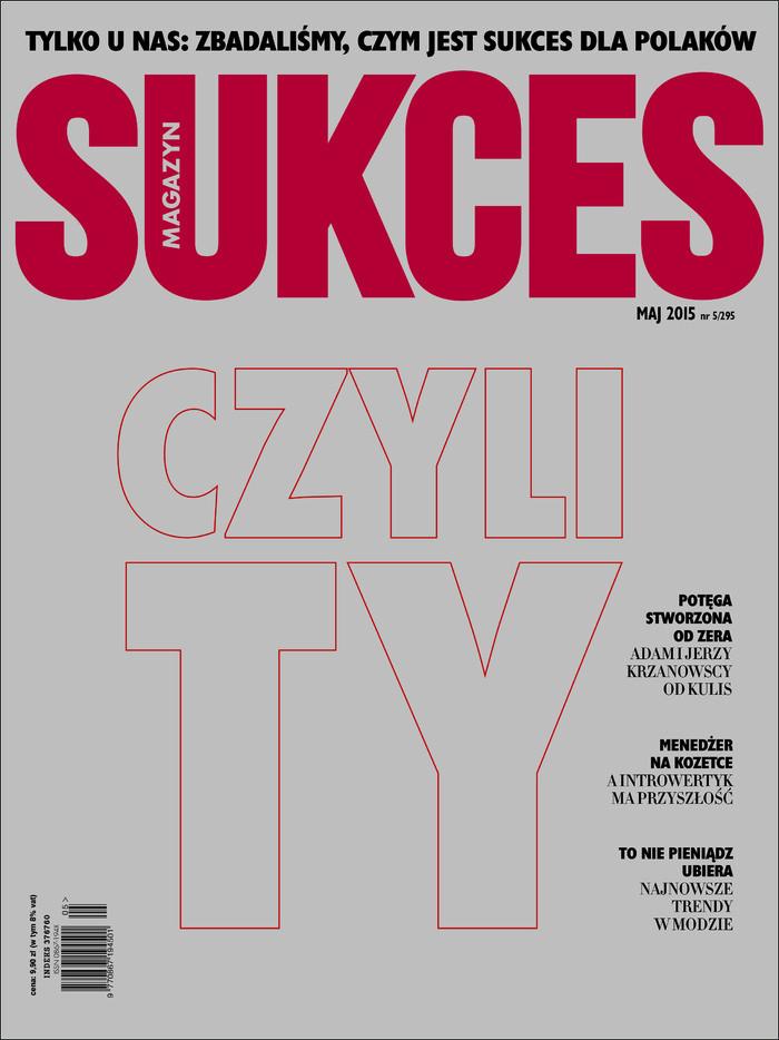 Sukces -                     5/2015