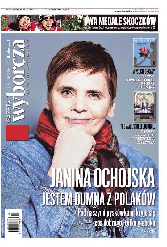 Gazeta Wyborcza -                     2019-03-02
