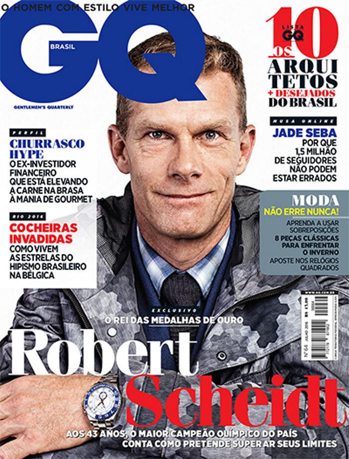 GQ -                     8/2016 - brasil