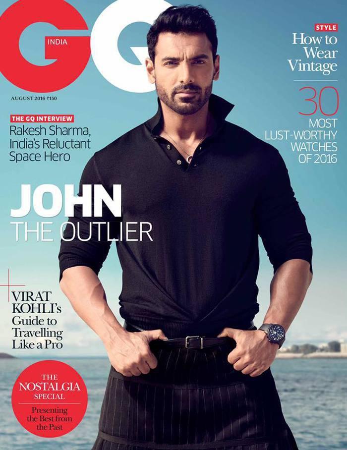 GQ -                     8/2016 - india
