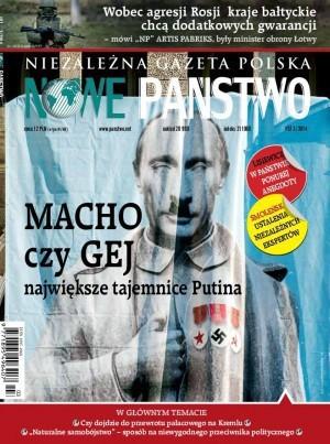 Niezależna Gazeta Polska Nowe Państwo -                     3/2014