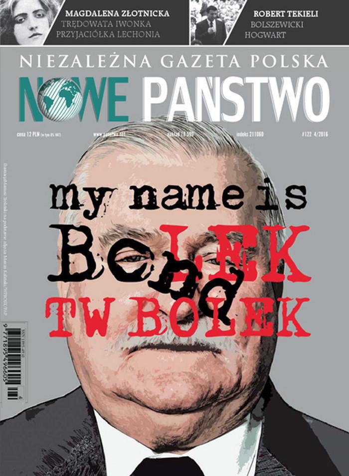Niezależna Gazeta Polska Nowe Państwo -                     4/2016