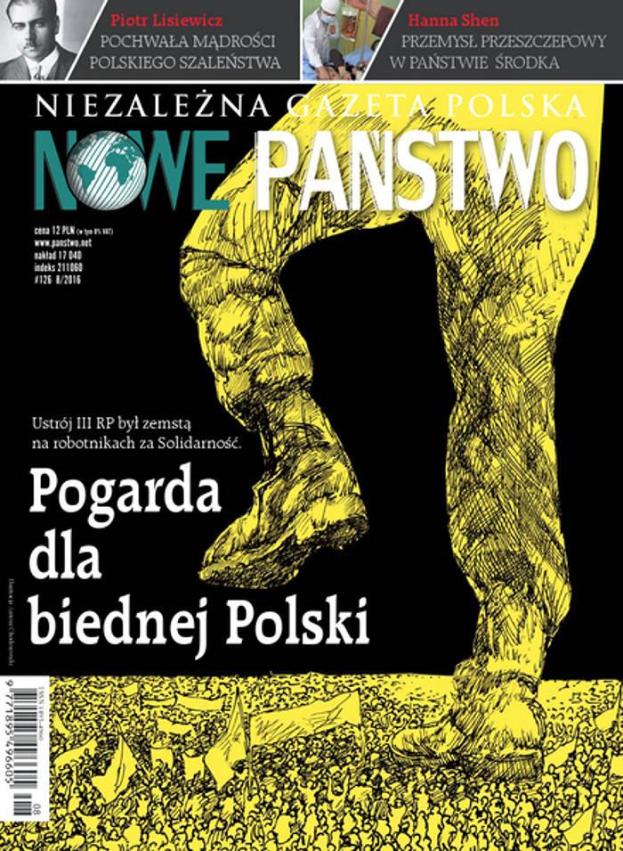 Niezależna Gazeta Polska Nowe Państwo -                     8/2016