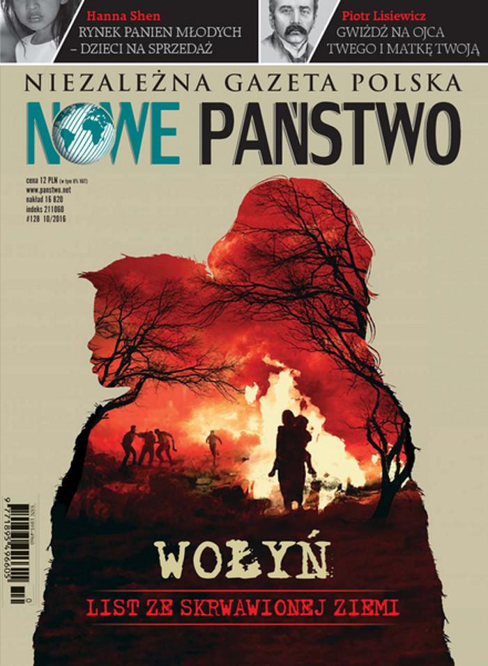 Niezależna Gazeta Polska Nowe Państwo -                     10/2016