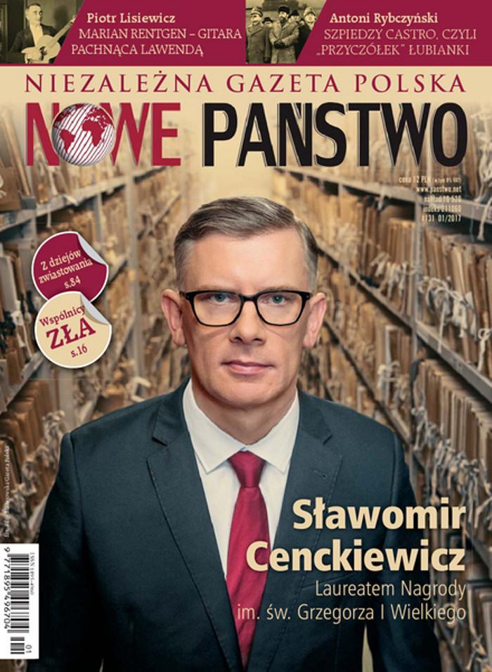Niezależna Gazeta Polska Nowe Państwo -                     1/2017