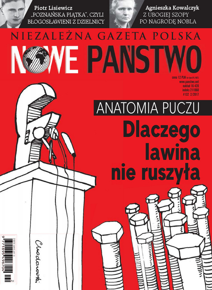 Niezależna Gazeta Polska Nowe Państwo -                     2/2017