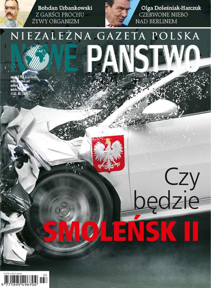 Niezależna Gazeta Polska Nowe Państwo -                     3/2017