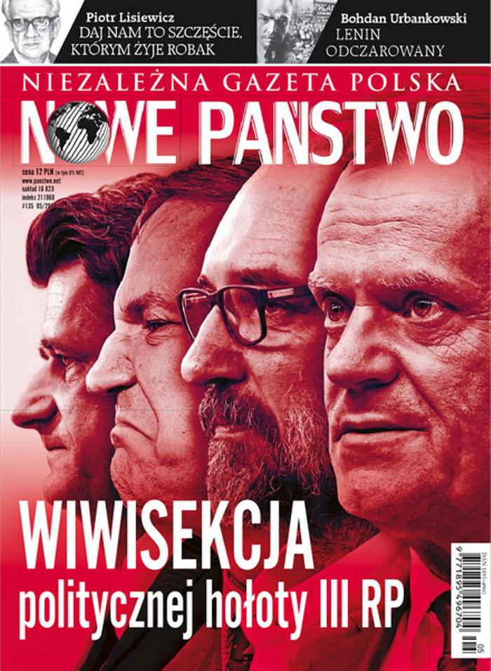 Niezależna Gazeta Polska Nowe Państwo -                     5/2017