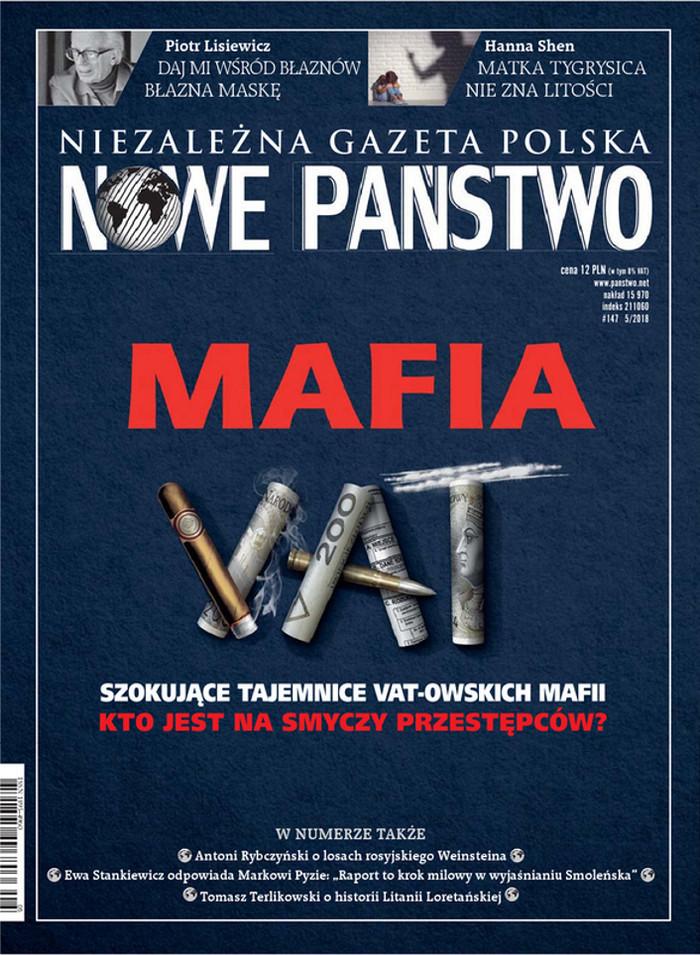Niezależna Gazeta Polska Nowe Państwo -                     5/2018