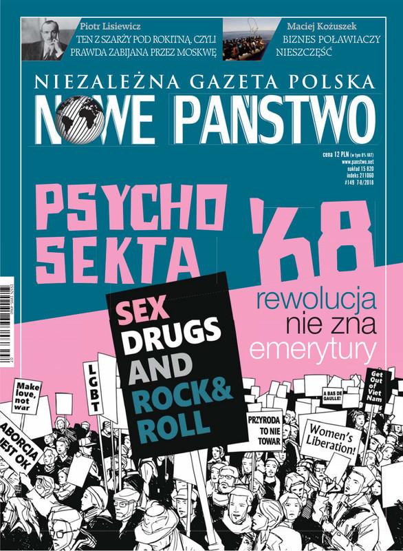 Niezależna Gazeta Polska Nowe Państwo -                     7/2018