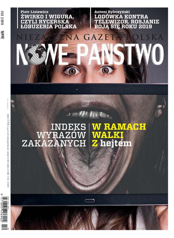 Niezależna Gazeta Polska Nowe Państwo -                     2/2019