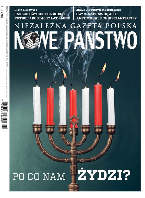 Niezależna Gazeta Polska Nowe Państwo -                     5/2019