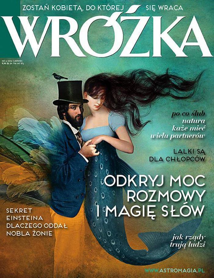 Wróżka -                     6/2016