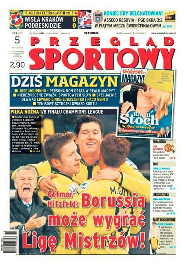 Przegląd Sportowy -                     2013-03-05