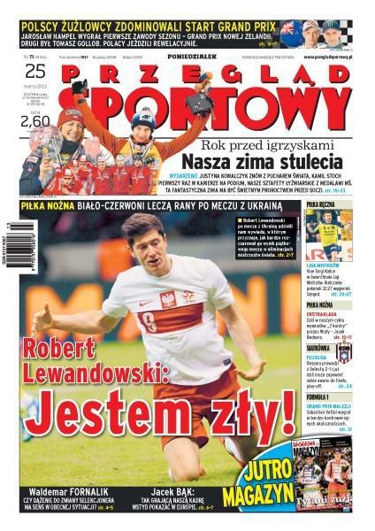 Przegląd Sportowy -                     2013-03-25