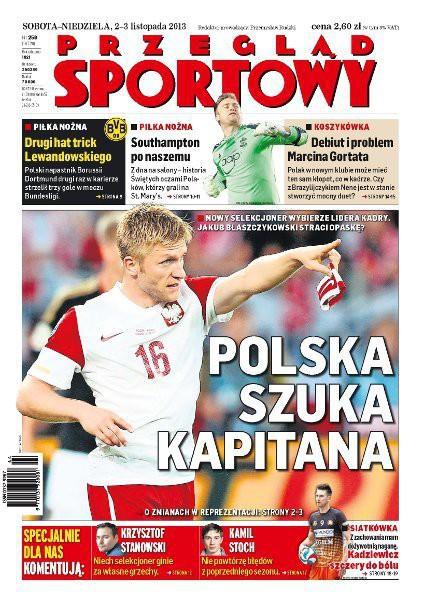 Przegląd Sportowy -                     2013-11-02