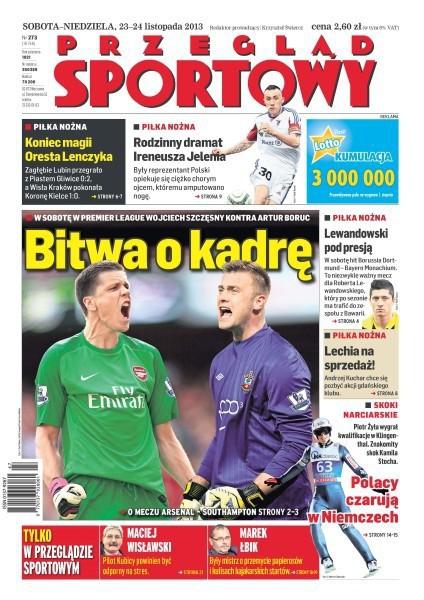 Przegląd Sportowy -                     2013-11-23