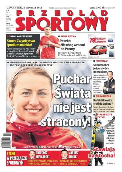 Przegląd Sportowy -                     2014-01-02