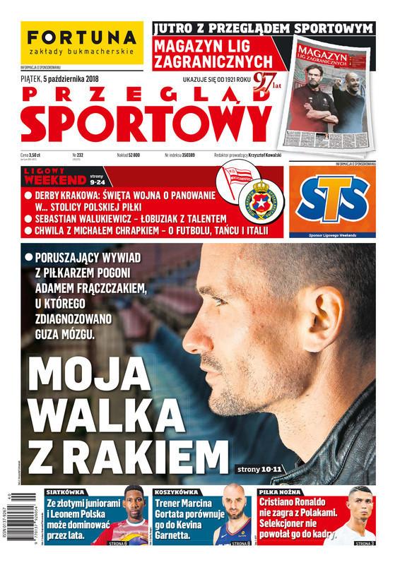 Przegląd Sportowy -                     2018-10-05