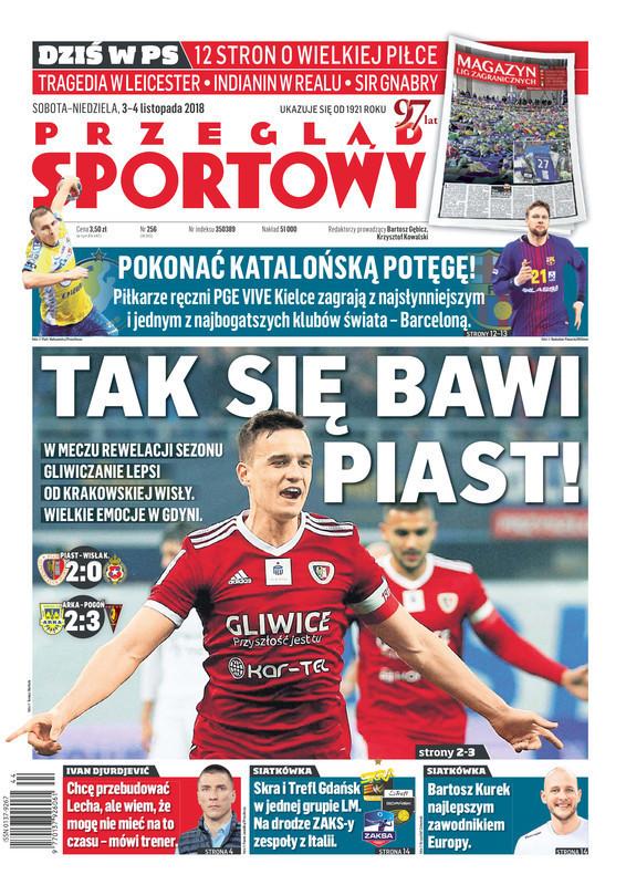 Przegląd Sportowy -                     2018-11-03