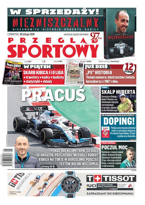 Przegląd Sportowy -                     2019-02-28