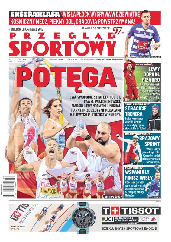 Przegląd Sportowy -                     2019-03-04
