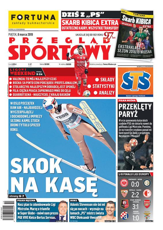 Przegląd Sportowy -                     2019-03-08