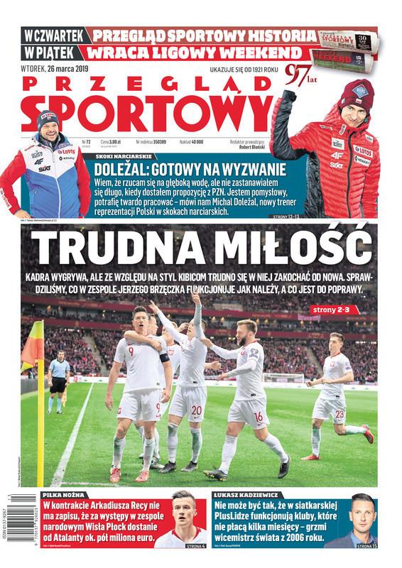 Przegląd Sportowy -                     2019-03-26